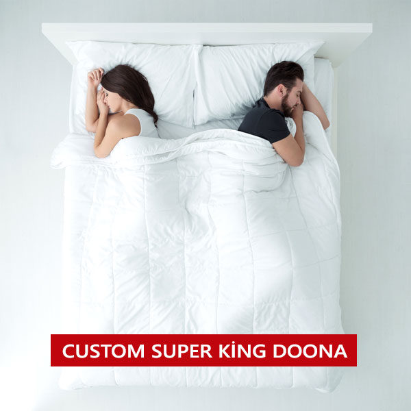 Sleepy Joey Custom Super King Doona Melbourne